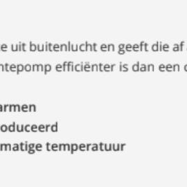 Presentatie Energy Guards over Warmtepompen op 23 november bij Gasvrij Scheveningen